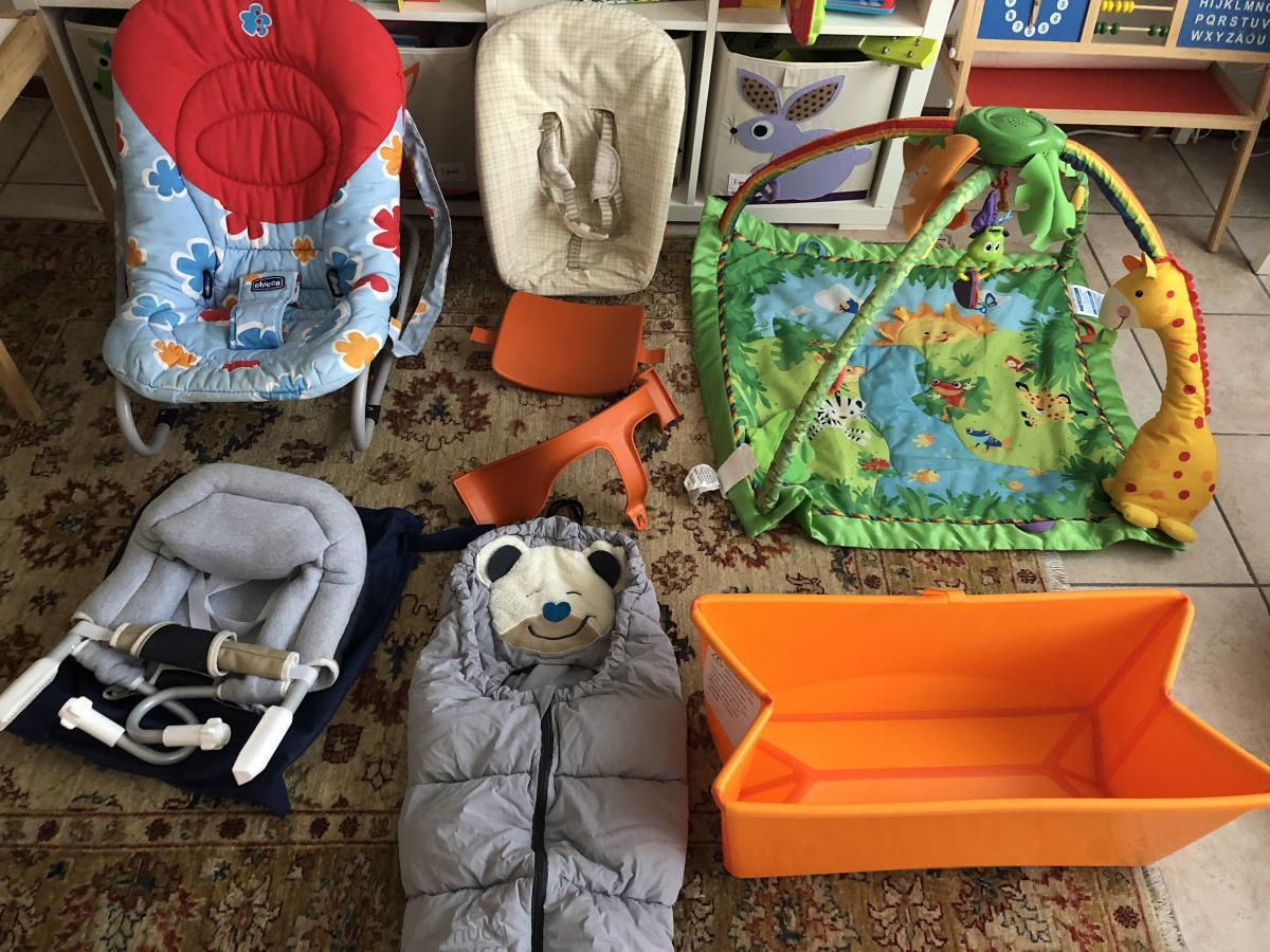 Vasca Da Bagno Stokke : Vendo diversi articoli per bebè anche singolarmente