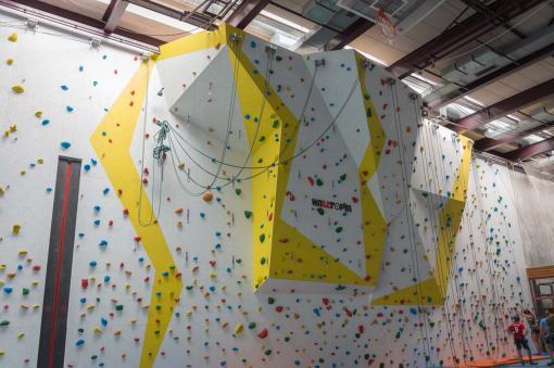 Parete Scalata Bambini : Palestra di arrampicata cst