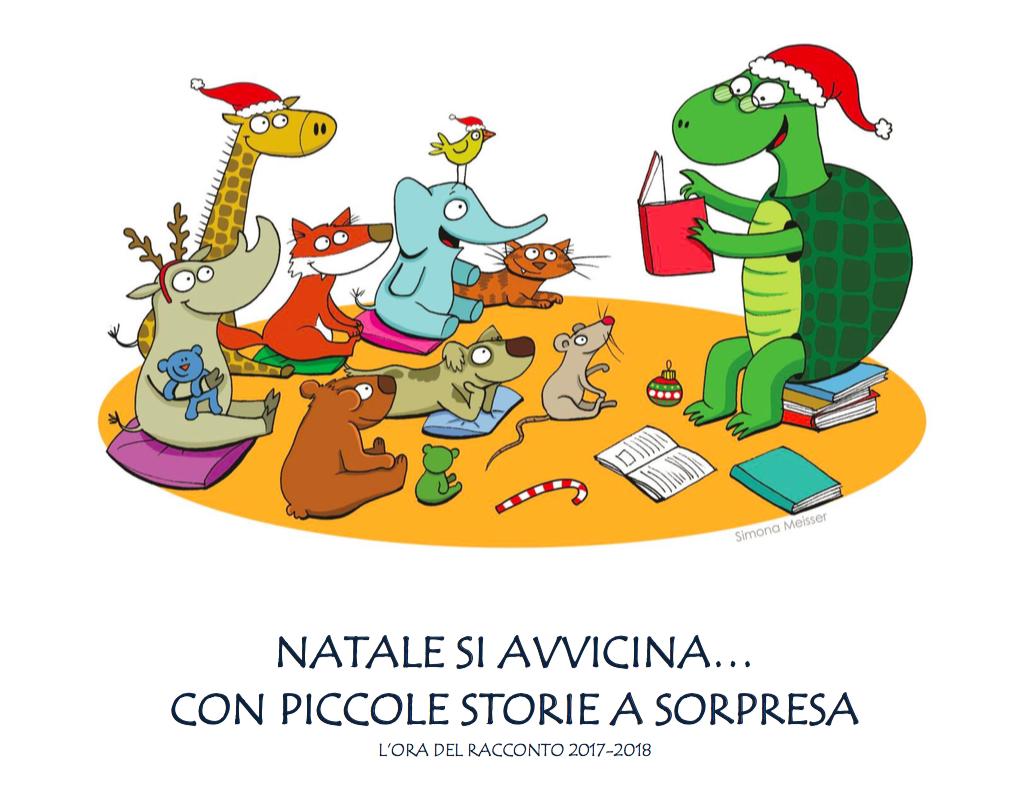 Natale si avvicina con piccole storie a sorpresa for Storie di natale per bambini